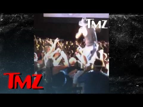 Tim McGraw -- Bitch Slaps Female Fan During Concert | TMZ 5