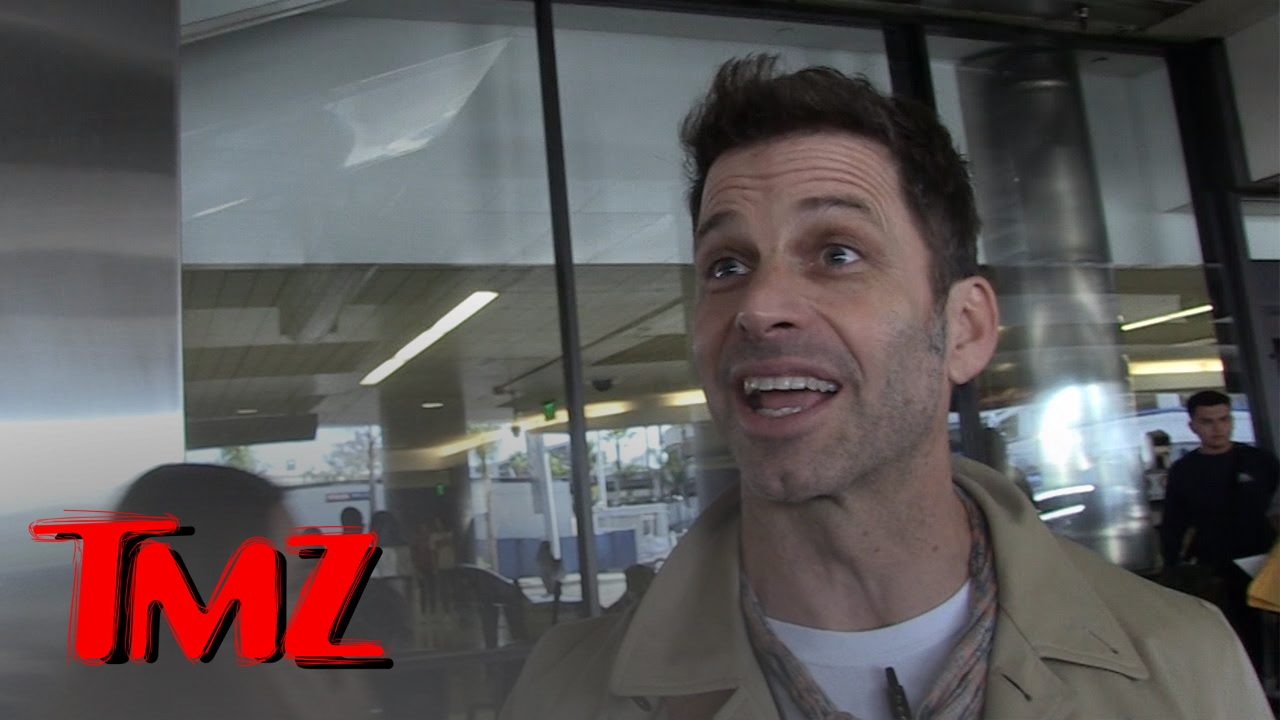 ZACK SNYDER It's Too Late for 'Pirates' ...BUT THERE IS A WAY TO STOP HACKERS | TMZ 4