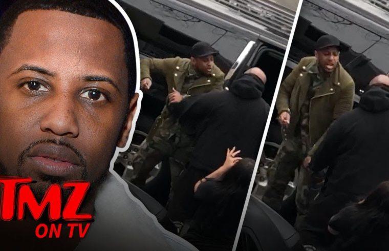 The Fabolous Fight Video! | TMZ TV 1