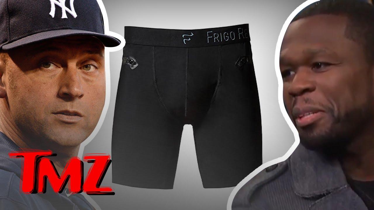 Derek Jeter – Sued by Undies Company!   TMZ 3