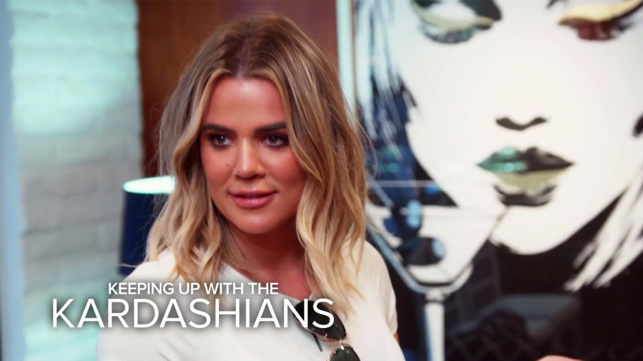 KUWTK | Khloé Kardashian Hangs Out With Rob's Imaginary Friend | E! 5