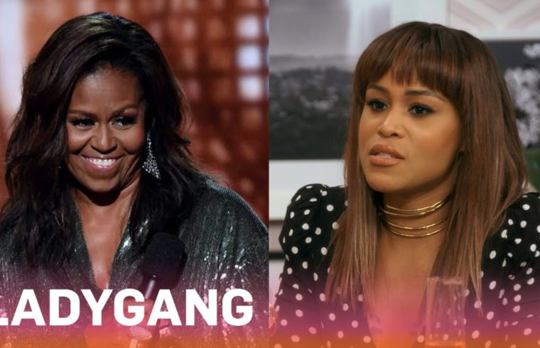Is Eve Frenemies With Michelle Obama?! | LadyGang | E! 1