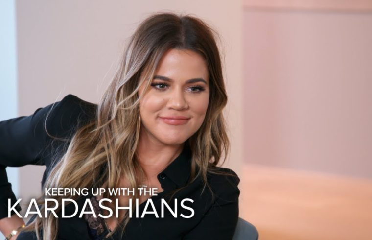KUWTK | Khloé Kardashian Sees the Positive in Rob & Chyna's Drama | E! 1