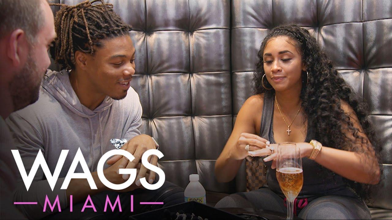 WAGS Miami   Darnell Nicole & Phillip Go Ring Shopping for Ashley   E! 3