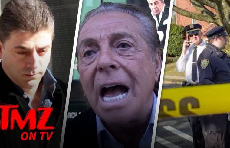 Gianni Russo Has Mob Ties?   TMZ TV 1