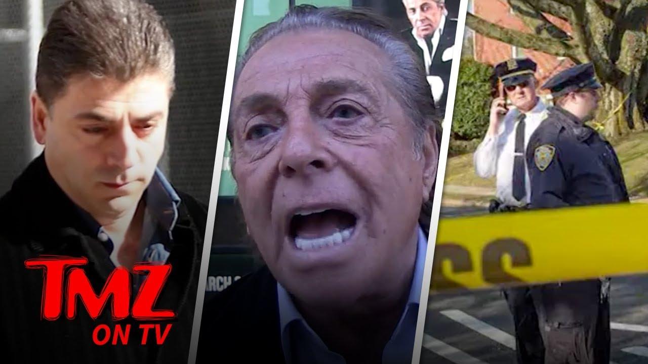 Gianni Russo Has Mob Ties? | TMZ TV 1