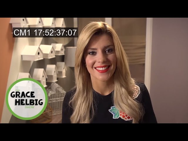 The Grace Helbig Show | Watch Grace Helbig Lose Her Cool Behind the Scenes! | E! 4