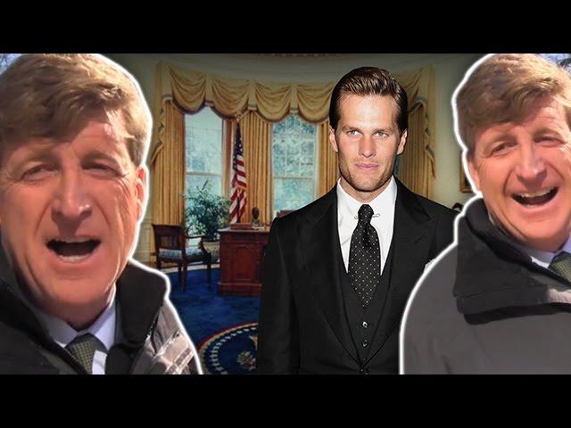 Tom Brady For President! | TMZ 1