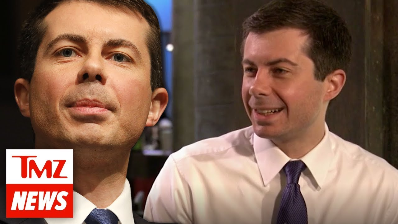 Mayor Pete Buttigieg Announces 2020 Presidential Run, Plays Guitar for TMZ | TMZ NEWSROOM TODAY 4