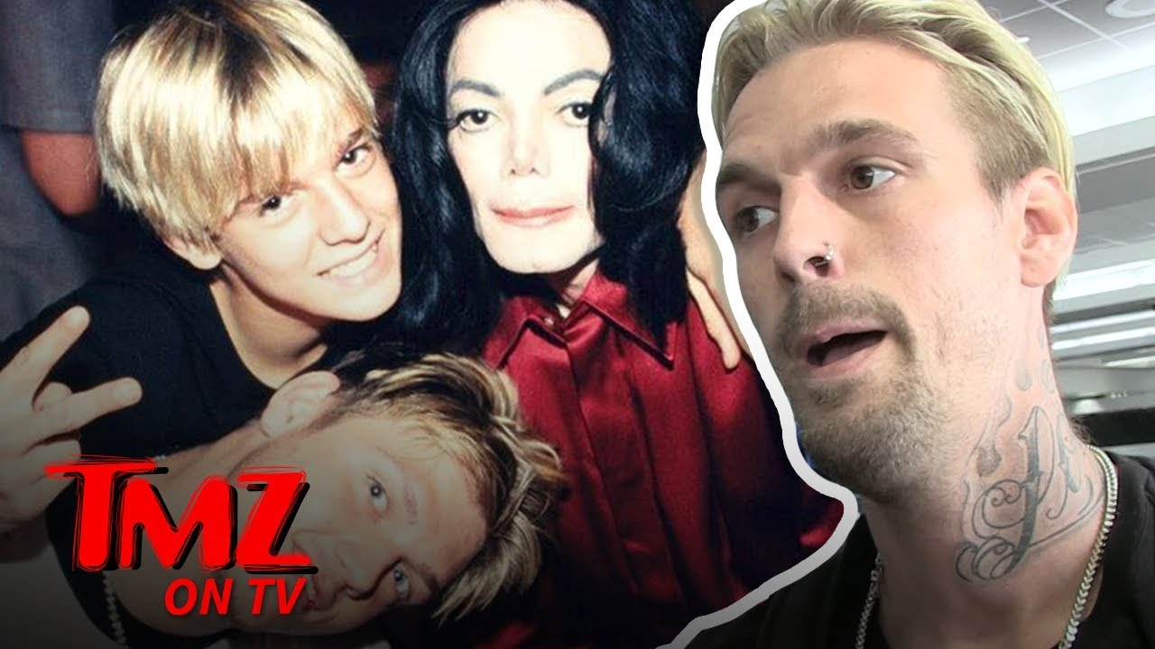 Aaron Carter Ready To Tell The Truth About MJ?! | TMZ TV 3