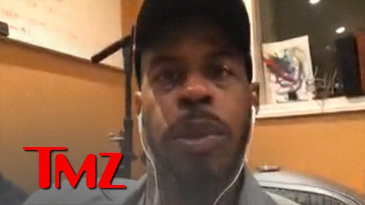 Jar Jar Binks Actor Ahmed Best Says George Lucas' Approval Offers Closure | TMZ 4