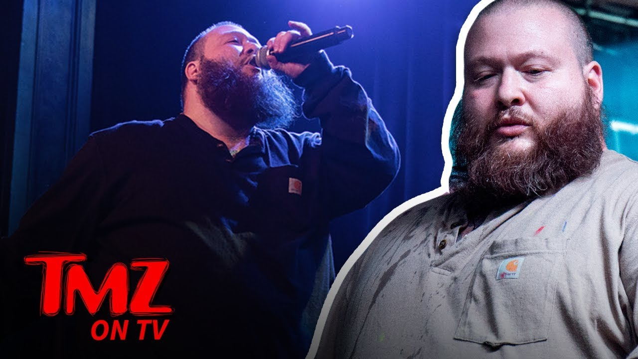 Action Bronson Stops Show Due To Being Blinded By Strobe Light | TMZ TV 3