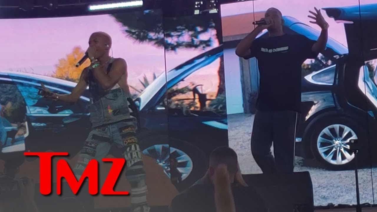 Will Smith Performs with Jaden and Willow Smith at Coachella   TMZ 3