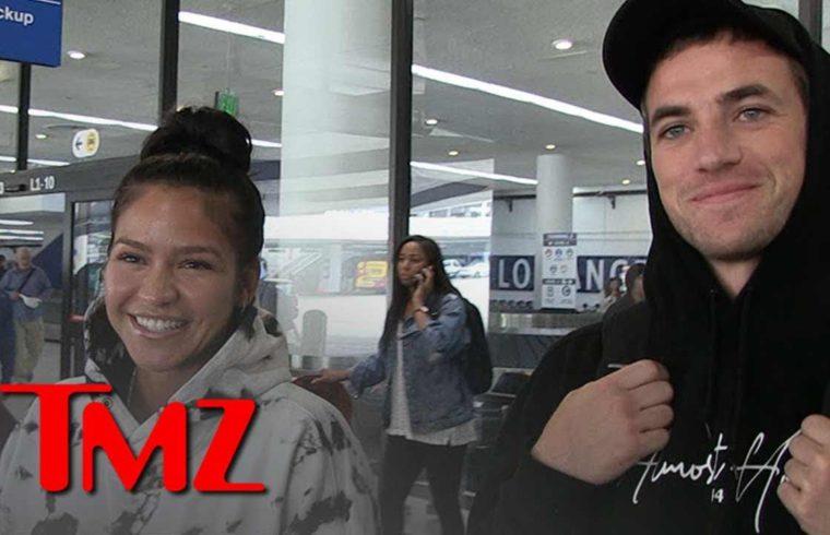 Cassie Says Bull Riding's Not for Her Despite Dating Pro Bull Rider | TMZ 1