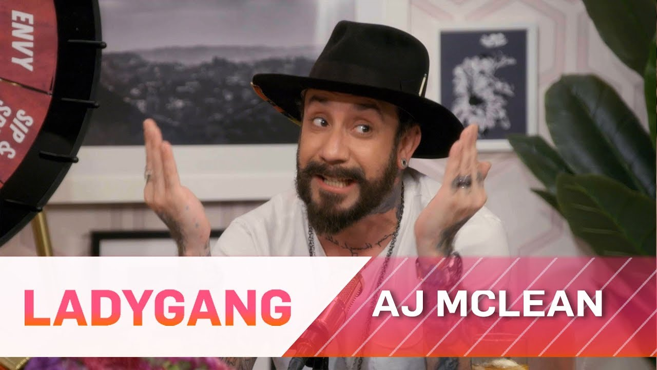 AJ McLean Gives Men Sex Advice on Satisfying Ladies | LadyGang | E! 5