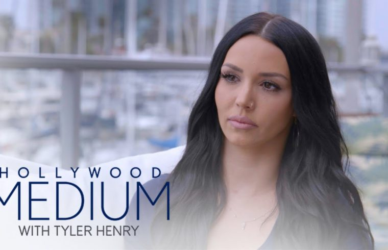 Scheana Shay Hopes to Connect With a Certain Someone | Hollywood Medium with Tyler Henry | E! 1