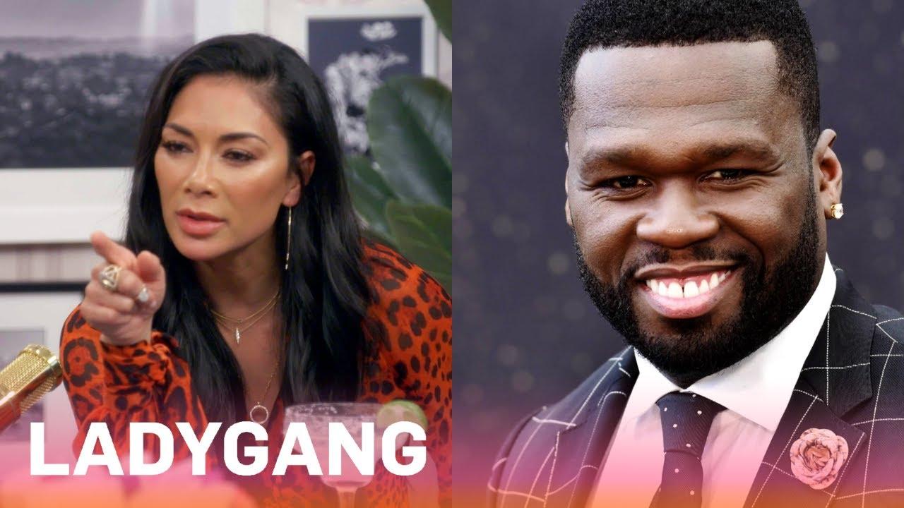 "Nicole Scherzinger Reveals Why 50 Cent Said She's a ""Bad Bitch"" | LadyGang | E! 4"
