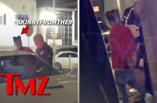 Rapper Skinnyfromthe9 Handcuffed in Hollywood Weed Bust, But Not Arrested | TMZ 5