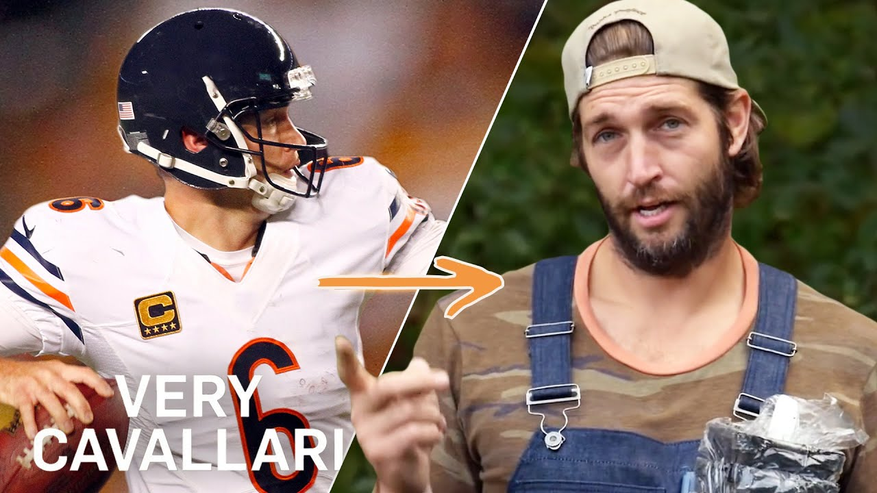 Jay Cutler: From Football to Farm Life | Very Cavallari | E! 5