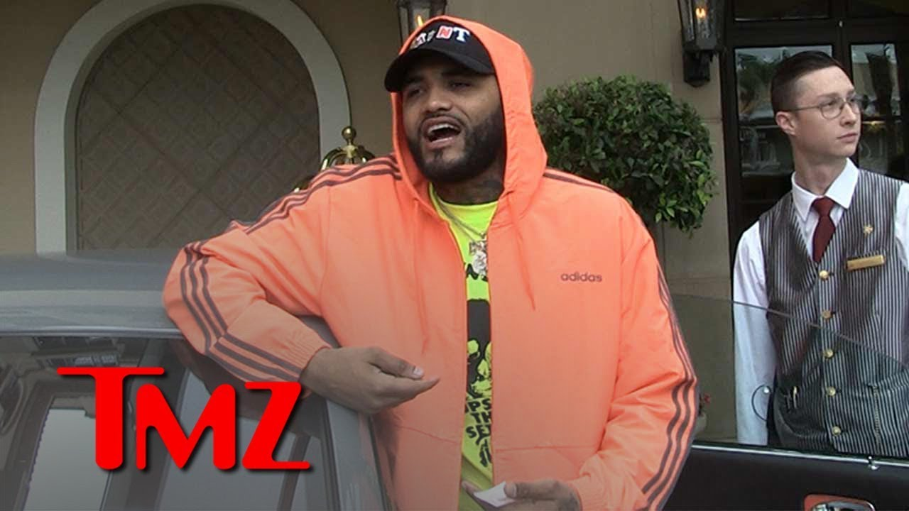 Joyner Lucas Says Church Can't Be Mad About Music Video, They Got Paid | TMZ 5