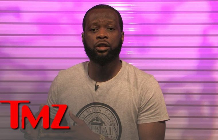 The Fugees' Pras Denies Obama Donation Charges, Confirms New 'Elon Musk' EP | TMZ 1