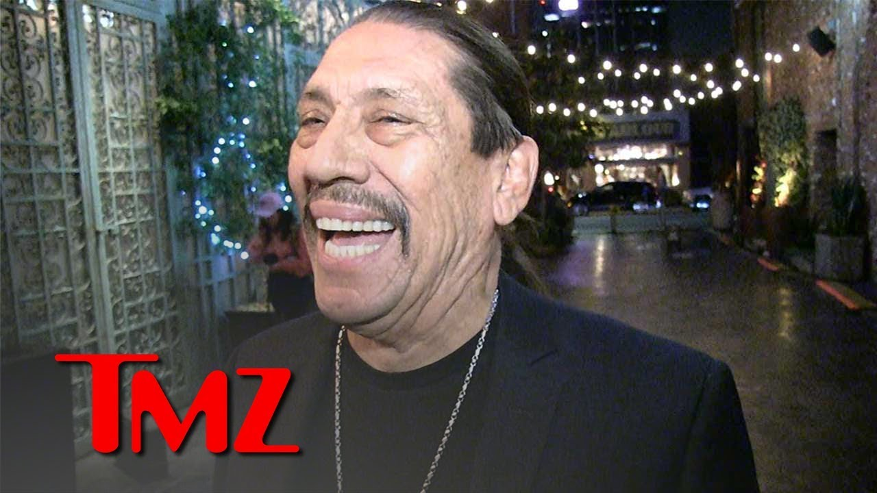 Danny Trejo Wants Guys to Fess Up, Pumps Up Erectile Dysfunction Product | TMZ 1