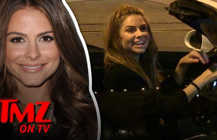 Maria Menounos Says You Should Wash Your Legs In The Shower | TMZ TV 1