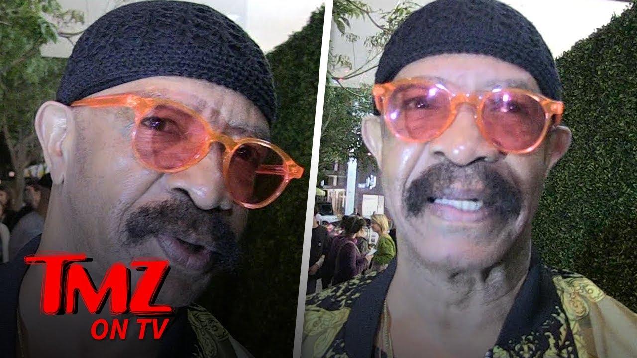 Drake's Dad Reveals His Secret Celebrity Crush | TMZ TV 4