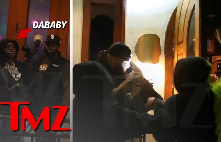 DaBaby's Posse Allegedly Attacked Fan Who Wanted a Pic | TMZ 1