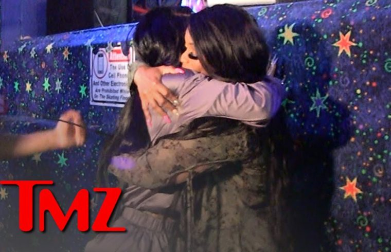 Black Chyna Makes Up with Her Mom, Tokyo Toni, After Public Rift 1