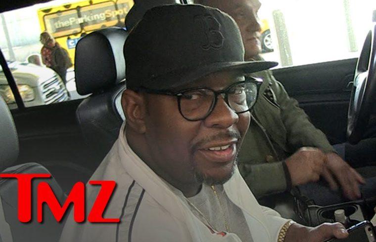 Bobby Brown Isn't Mad at Chris Rock Anymore Over Whitney Joke | TMZ 1