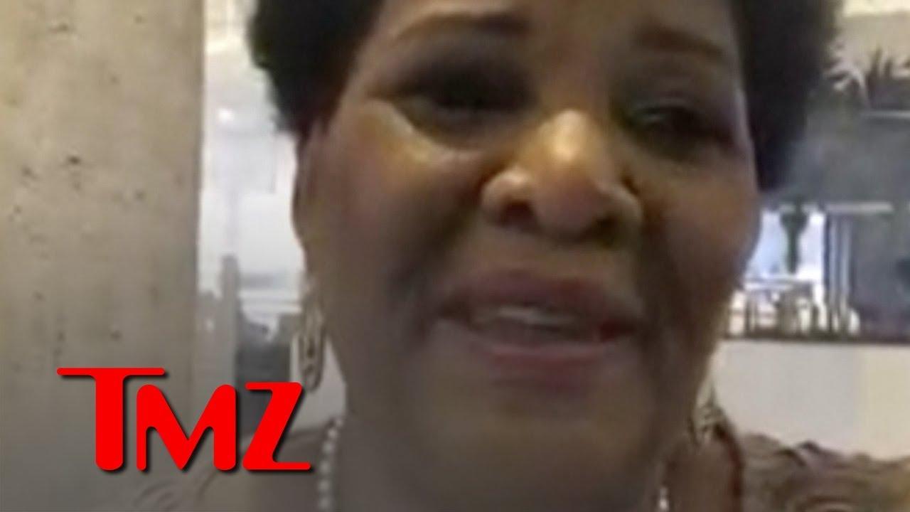 Alice Marie Johnson Praises Kim Kardashian for Pursuing Her Passion | TMZ 3