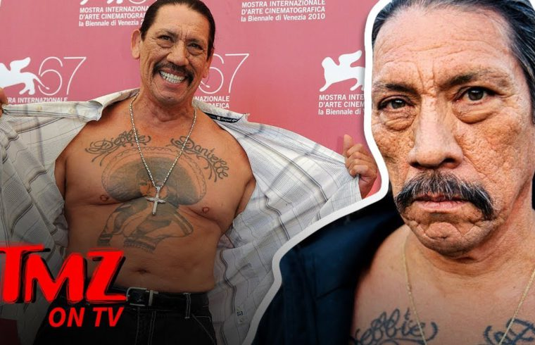 Danny Trejo Turned 75 And Is Now Living His Best Life | TMZ TV 1