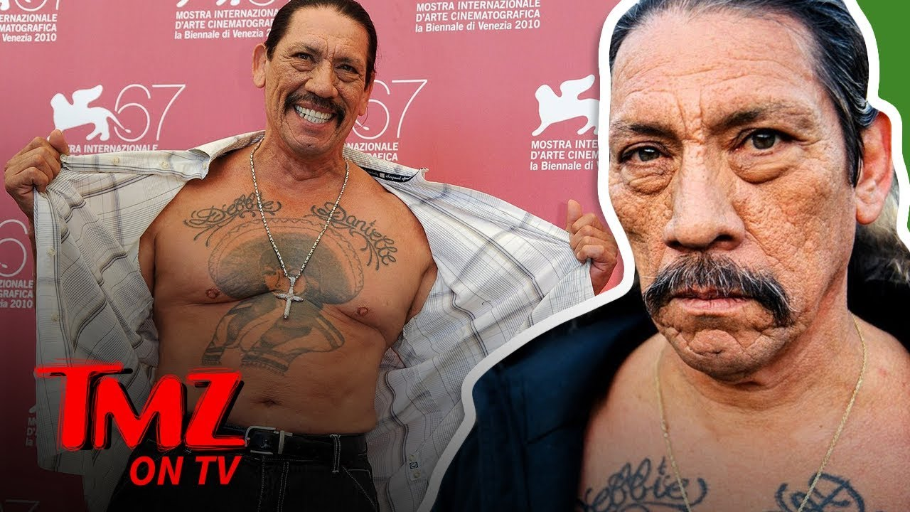 Danny Trejo Turned 75 And Is Now Living His Best Life | TMZ TV 4