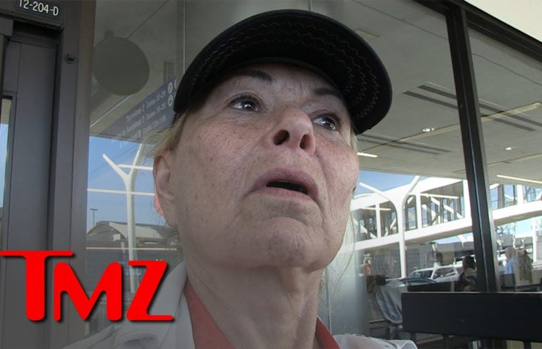 Roseanne Says She Avoids More Twitter Trouble with Backup Troll Accounts | TMZ 1
