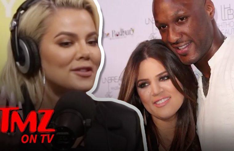 Khloe Kardashian Isn't Dating, But Open to Marriage Again | TMZ TV 1