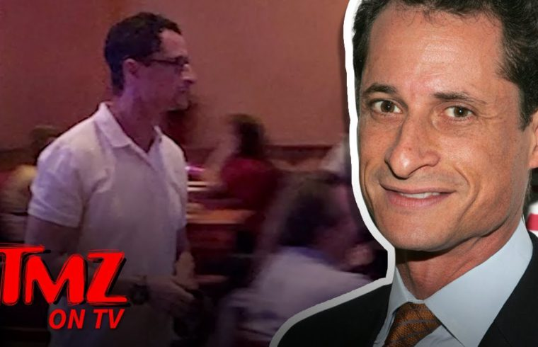 Anthony Weiner Chows Down on Mexican Food Days After Release | TMZ TV 1