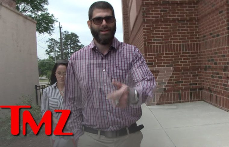Jenelle Evans and David Eason Super Tense in Court Fight to Get Their Kids | TMZ 1