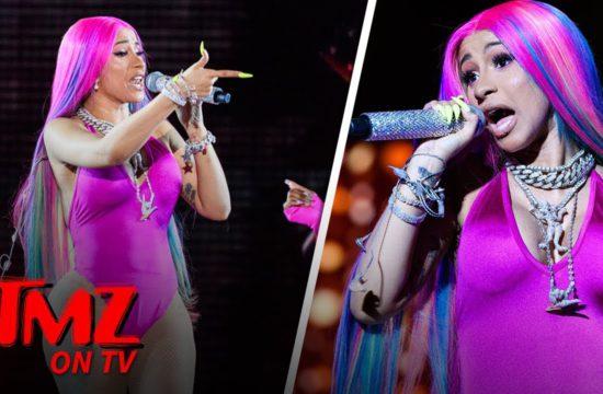 Cardi B Cancels Baltimore Concert, Blames Plastic Surgery | TMZ TV 6