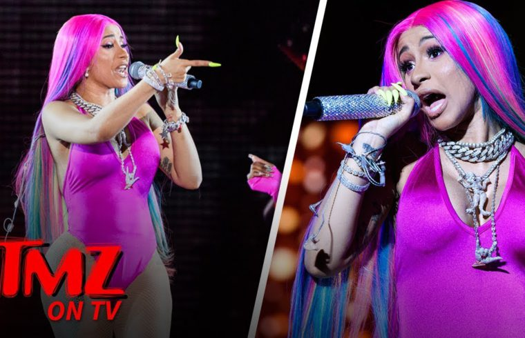 Cardi B Cancels Baltimore Concert, Blames Plastic Surgery | TMZ TV 1