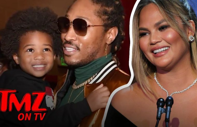 Chrissy Teigen's Kids Destroy Everything! | TMZ TV 1