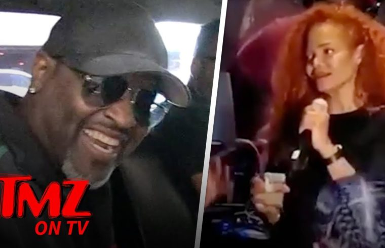 Janet Jackson's Rockin Birthday Bash | TMZ TV 1