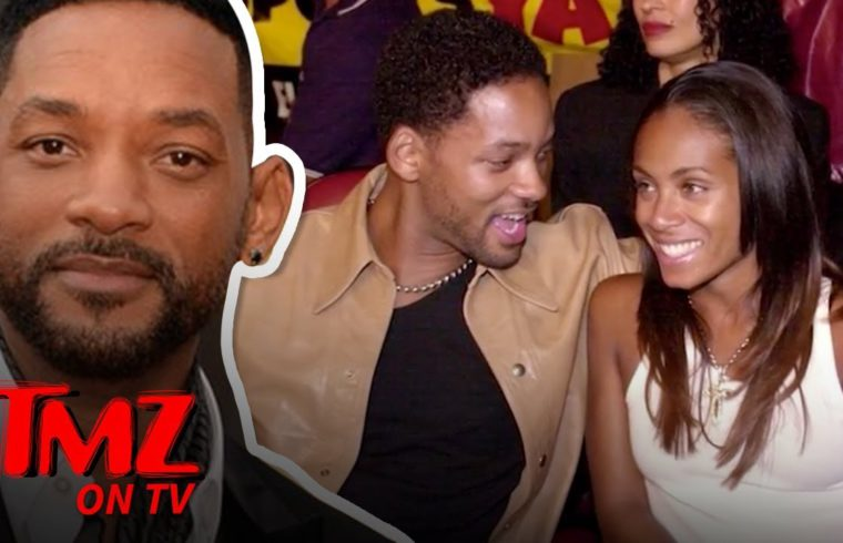 Will Smith Would Trade Career For 3 Wishes | TMZ TV 1