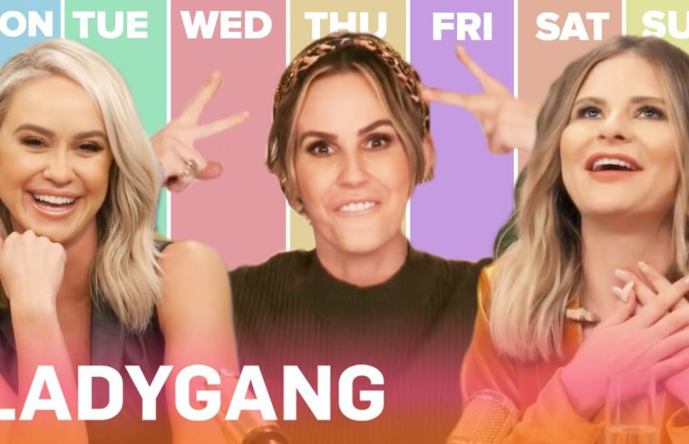"""How To Have a Fun Week According To """"LadyGang""""   E! 1"""