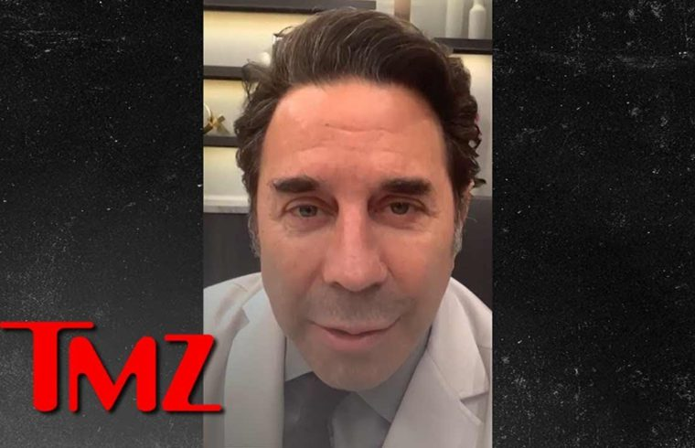 Dr. Paul Nassif Would Fix Artie Lange's Nose on 'Botched' If He Stays Clean | TMZ 1