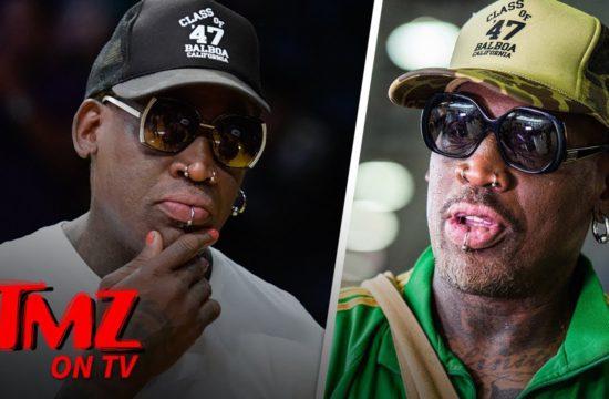 Dennis Rodman Accused Of Slapping A Man! | TMZ TV 7