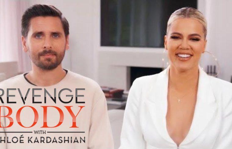 Khloé Kardashian & Scott Disick Rule Sunday Nights on E!   Revenge Body with Khloé Kardashian   E! 1
