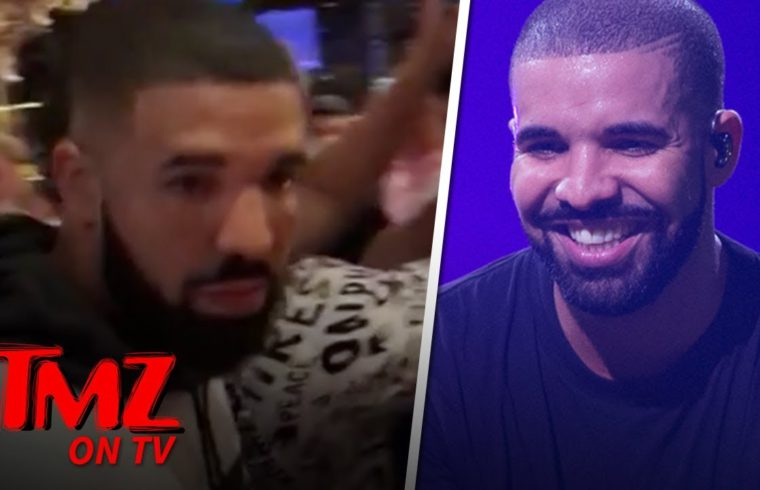Drake Gets Catcalled In The Bahamas! | TMZ TV 1