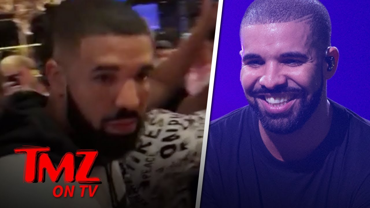 Drake Gets Catcalled In The Bahamas! | TMZ TV 5