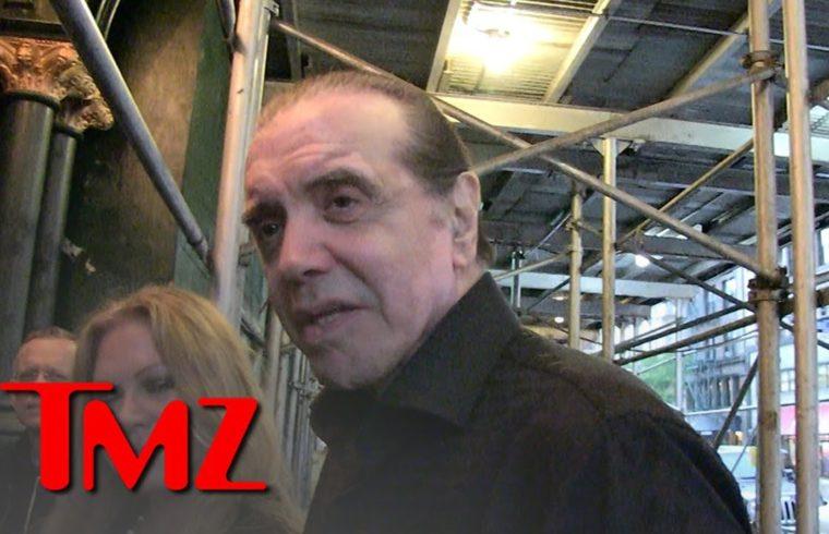Chazz Palminteri Tells TMZ He Was Happy To Have Worked With Carmine Caridi | TMZ 1